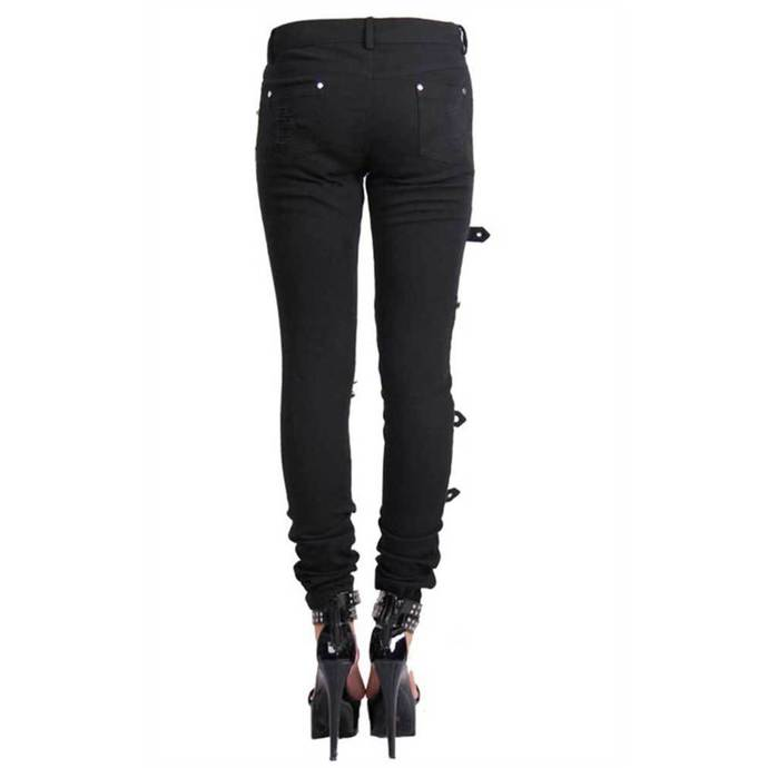 kalhoty dámské Devil Fashion - Gothic Chaos
