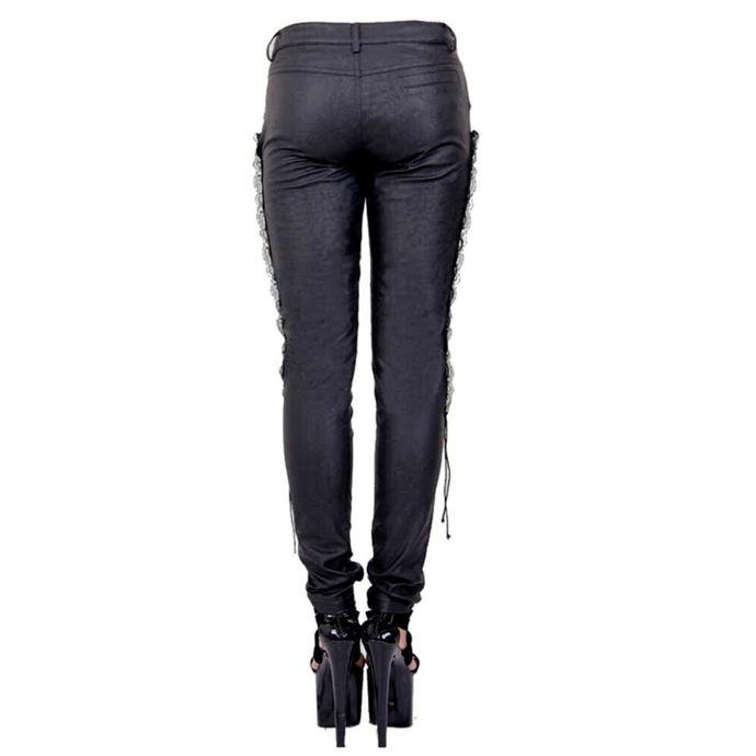 kalhoty dámské Devil Fashion - Gothic Alcina