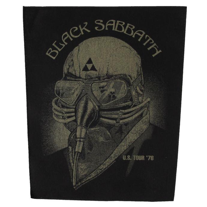 nášivka BLACK SABBATH - US TOUR '78 - RAZAMATAZ
