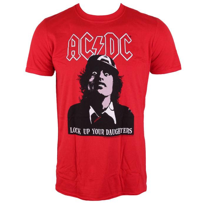 tričko pánské AC/DC - LOCK UP YOUR DAUGHTERS - LIVE NATION