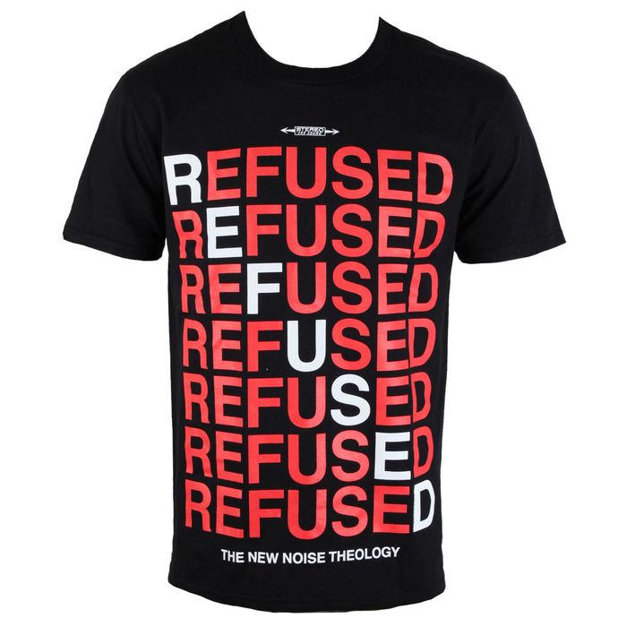 tričko pánské Refused - New Noise Theology - PLASTIC HEAD