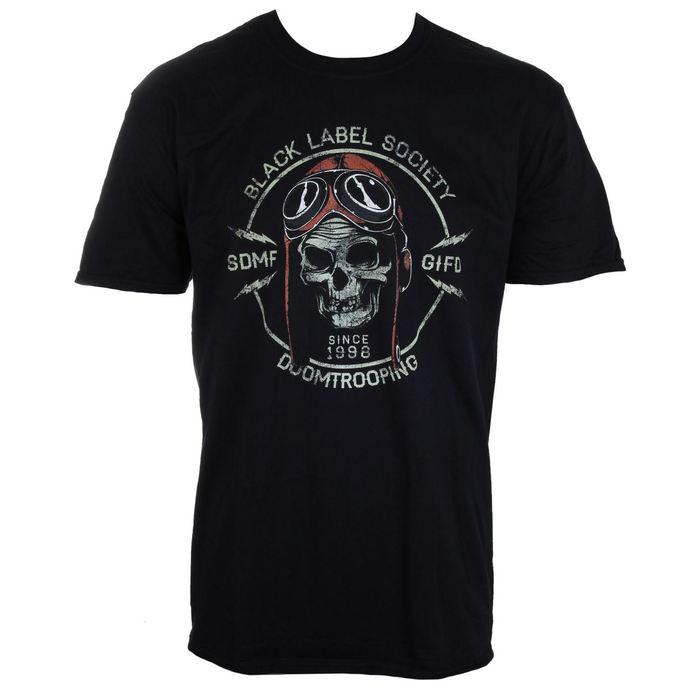 tričko pánské Black Label Society - PLASTIC HEAD