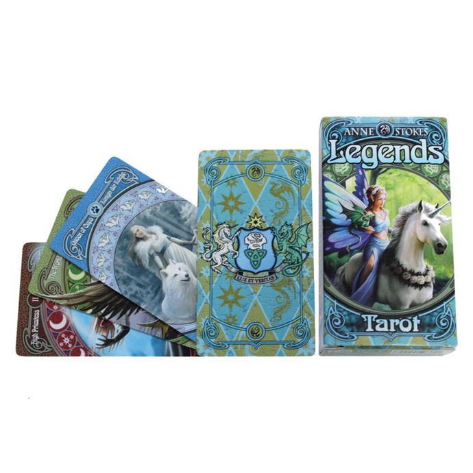 tarotové karty Anne Stokes Legends - NENOW