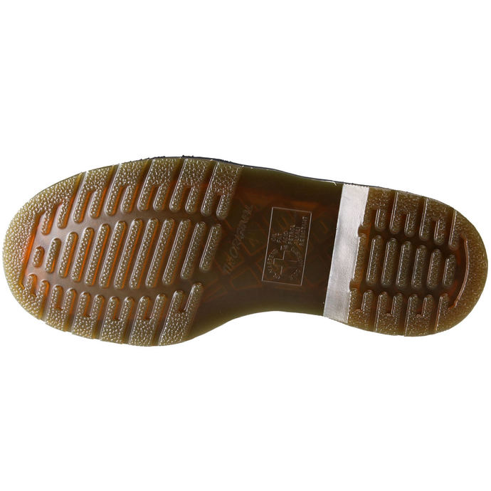 boty Dr. Martens - 3 dírkové - 1461 Black Smooth
