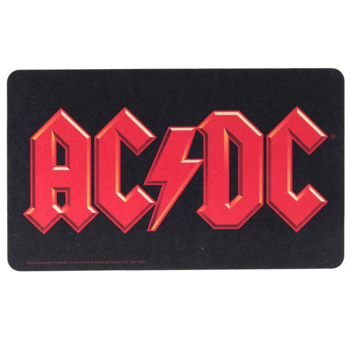 prostírání AC/DC - Logo