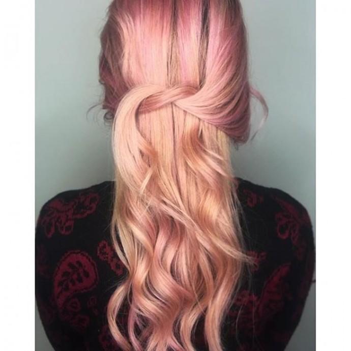 barva na vlasy MANIC PANIC - Classic - Dreamcicle