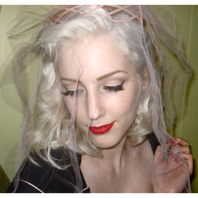 barva na vlasy MANIC PANIC - Classic - Virgin Snow