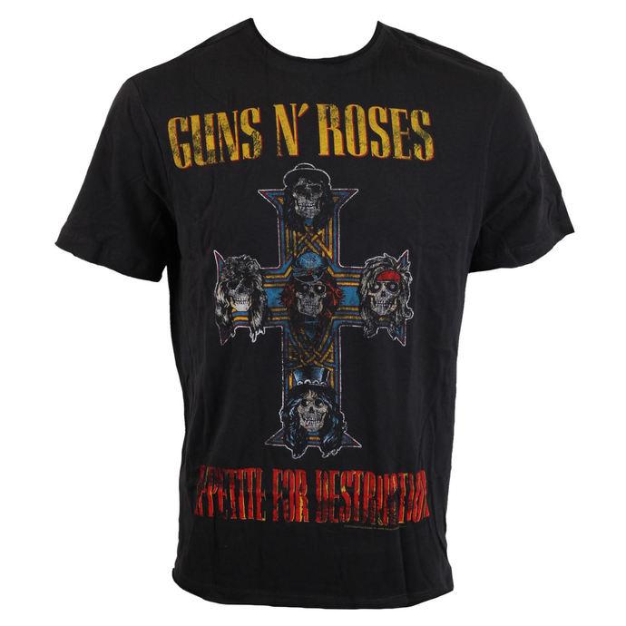 tričko pánské Guns N' Roses - AMPLIFIED