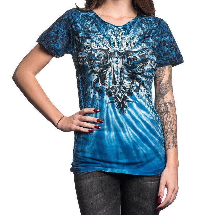 tričko dámské AFFLICTION - Cypress - HOSR