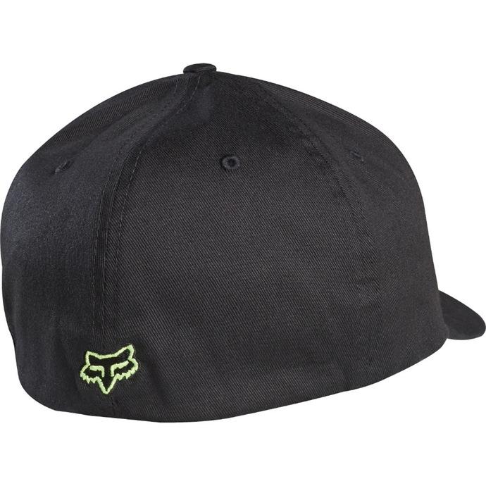 kšiltovka FOX - Legacy - Black/Green