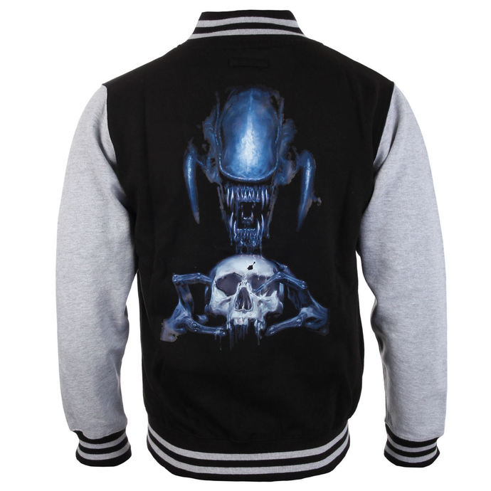 mikina pánská Alien - Skull