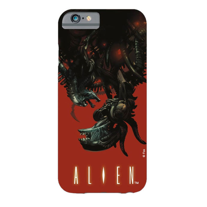 kryt na mobil Alien - iPhone 6 - Xenomorph Upside-Down