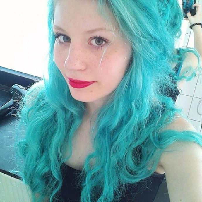 barva na vlasy MANIC PANIC - Classic - Mermaid