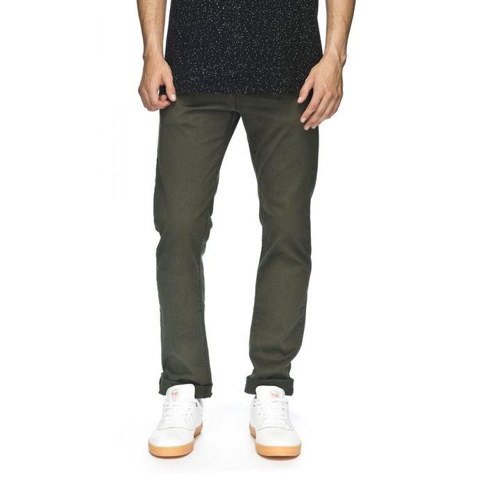 kalhoty pánské GLOBE - Goodstock Chino - Vintage Black
