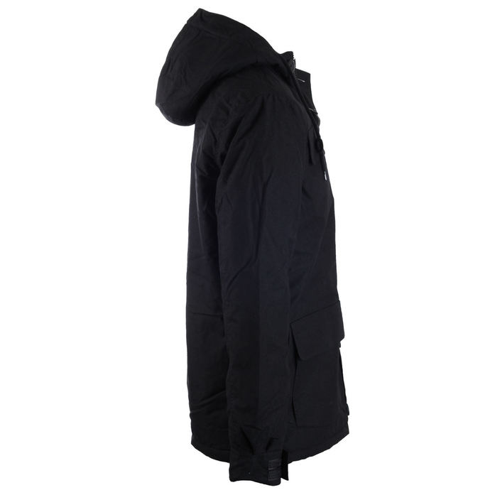 bunda pánská zimní GLOBE - Goodstock Thermal Parka - Black