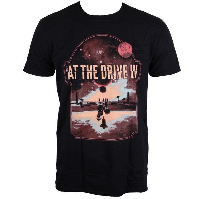 tričko pánské At The Drive In - Eclipse - Black - LIVE NATION
