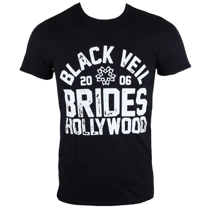 tričko pánské Black Veil Brides - Hollywood - Black - LIVE NATION