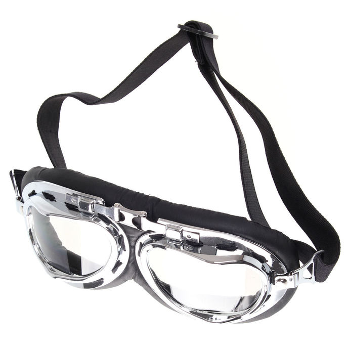 brýle Cyber OSX - GOGGLE - CLEAR LENS CURVED