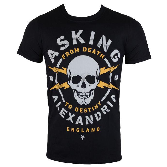 tričko pánské Asking Alexandria - Danger - ROCK OFF