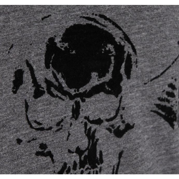 tričko pánské Avenged Sevenfold - Classic Deathbat Acid Wash - ROCK OFF