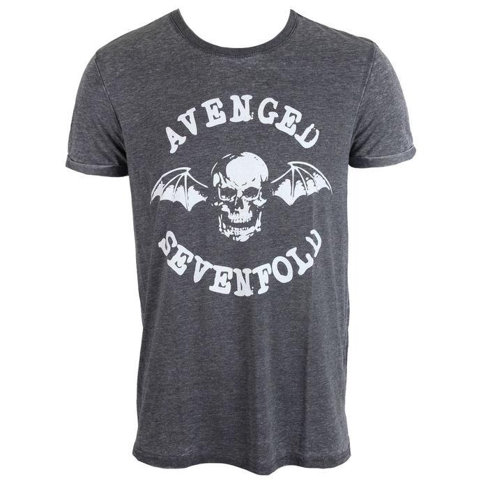 tričko pánské Avenged Sevenfold - Deathbat - ROCK OFF