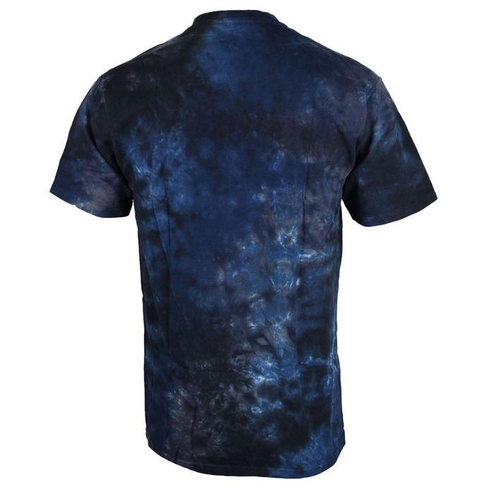 tričko pánské Lynyrd Skynyrd - True Red, White & Blue Tie-Dye -  LIQUID BLUE