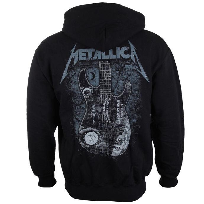 mikina pánská Metallica - Kirk Hammet Ouija Guitar Black