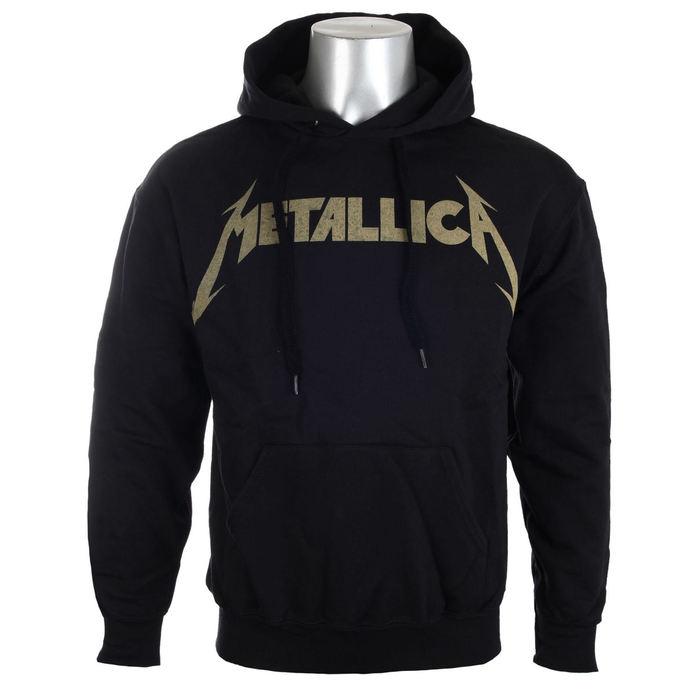 mikina pánská Metallica - Hetfield Iron Cross - Black