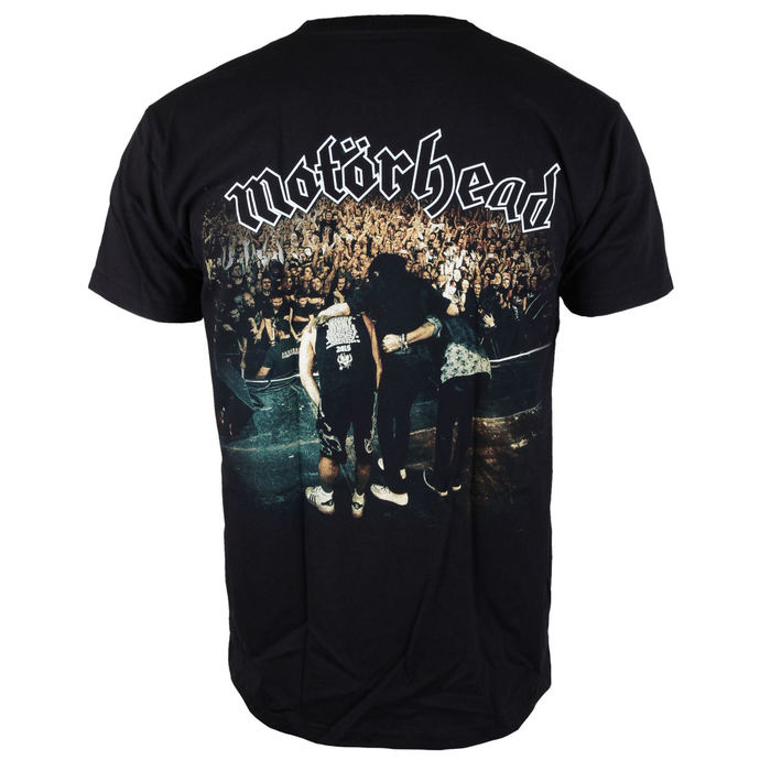 tričko pánské Motörhead - Clean Your Clock - ROCK OFF