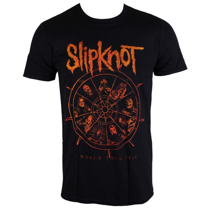 tričko pánské Slipknot - The Wheel  - ROCK OFF