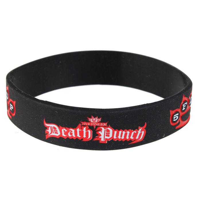 náramek Five Finger Death Punch - Logo - ROCK OFF