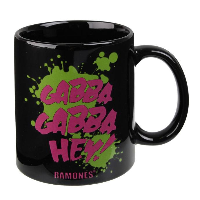 hrnek Ramones - Gabba Gabba Hey - ROCK OFF