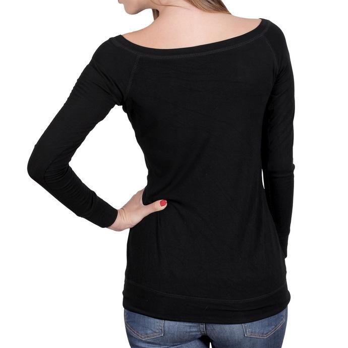 tričko dámské s dlouhým rukávem HYRAW - Versus