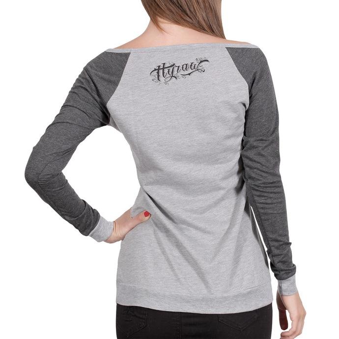 tričko dámské s dlouhým rukávem HYRAW - Neotrad