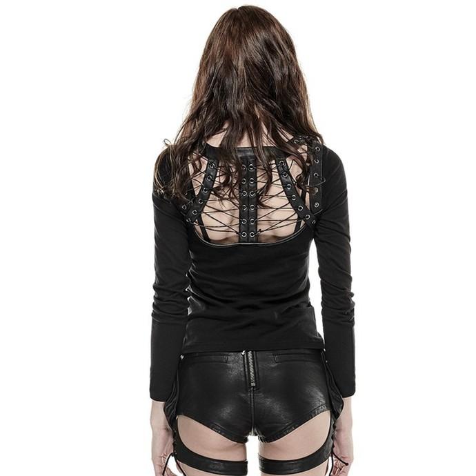 tričko dámské s dlouhým rukávem PUNK RAVE - Nautilus