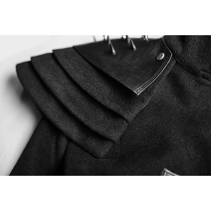 kabát pánský PUNK RAVE - Bestia