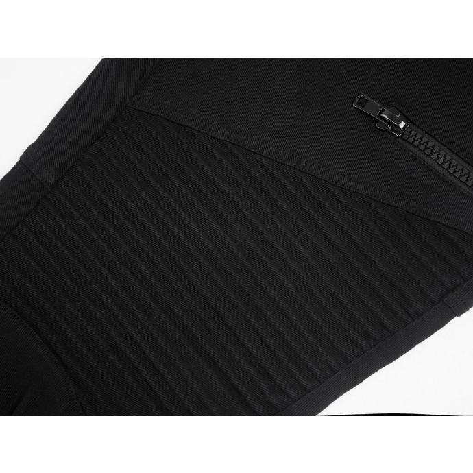 kalhoty pánské PUNK RAVE - Black Engine