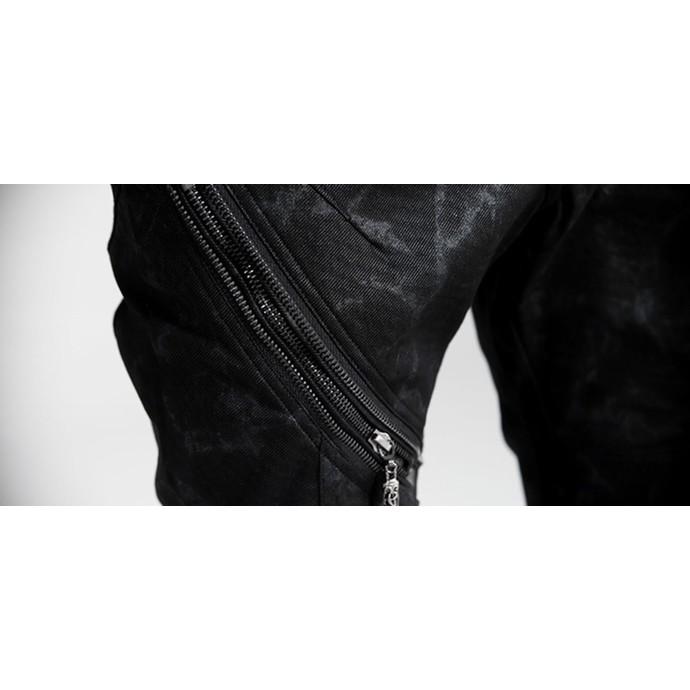 kalhoty dámské PUNK RAVE - Buckle