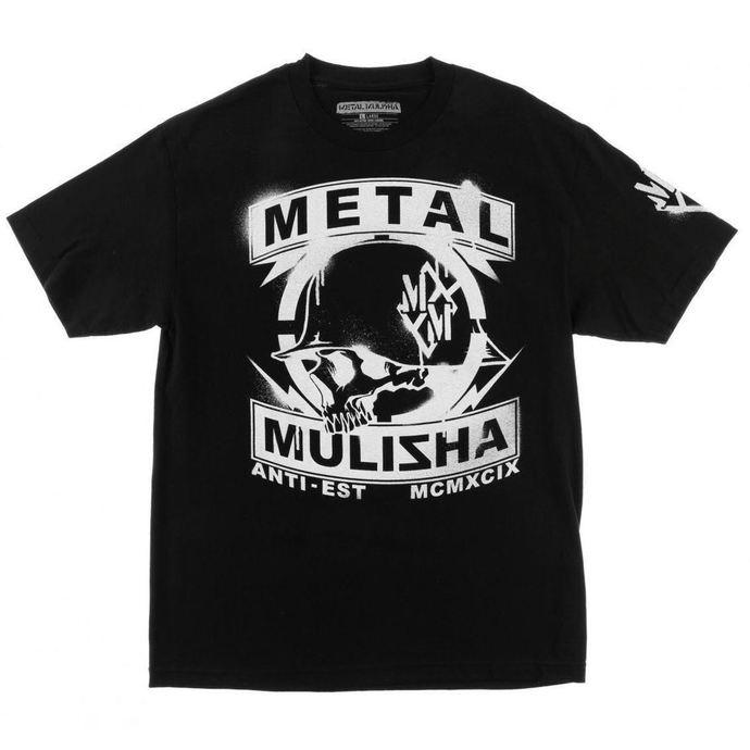 tričko pánské METAL MULISHA - Rattle