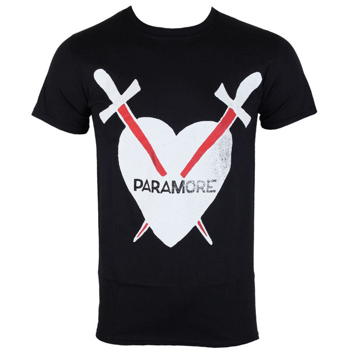 tričko pánské Paramore - Daggers - PLASTIC HEAD
