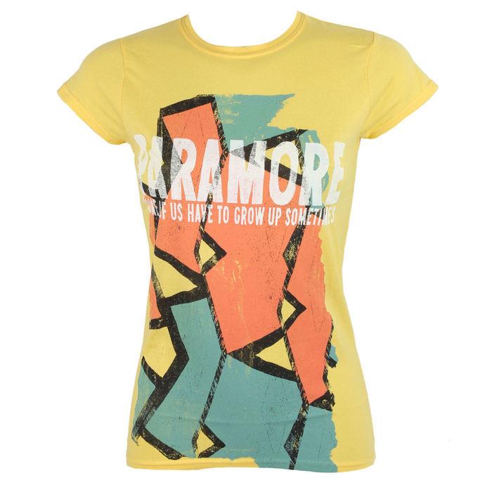 tričko dámské Paramore - Sometimes Pattern - PLASTIC HEAD