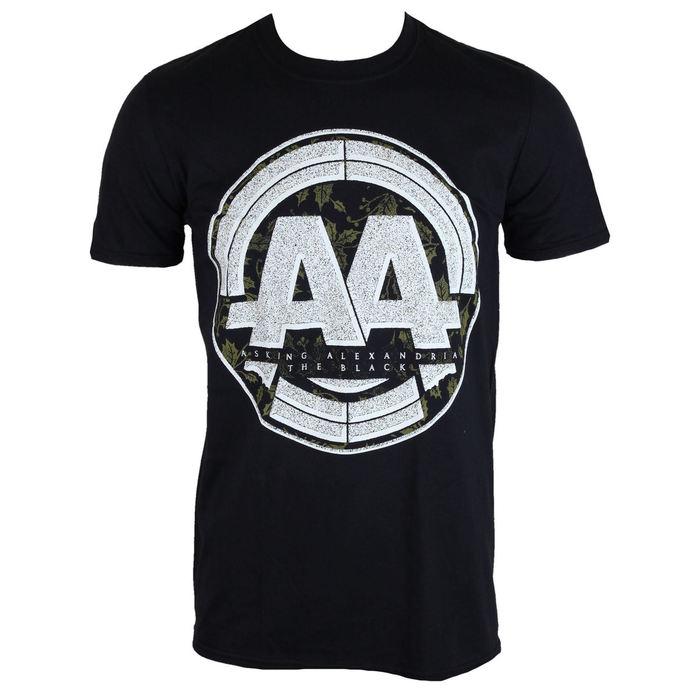 tričko pánské Asking Alexandria - Stamp - PLASTIC HEAD