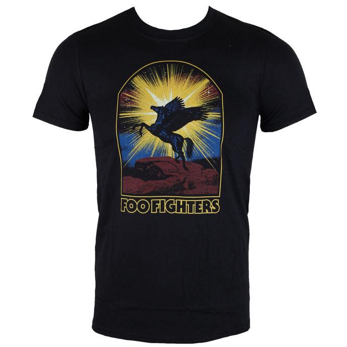 tričko pánské Foo Fighters - Winged Horse - PLASTIC HEAD