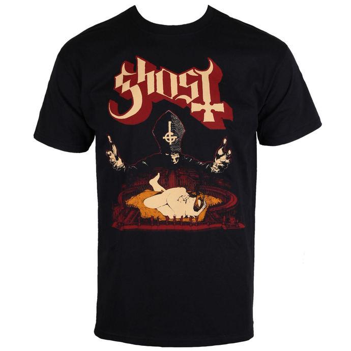 tričko pánské Ghost - Infestissuman - PLASTIC HEAD