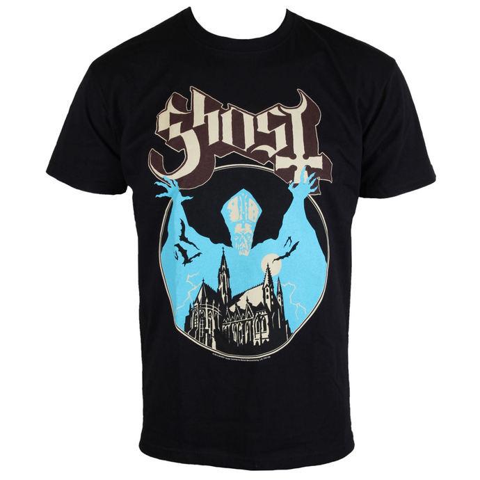 tričko pánské Ghost - Opus Eponymous - PLASTIC HEAD