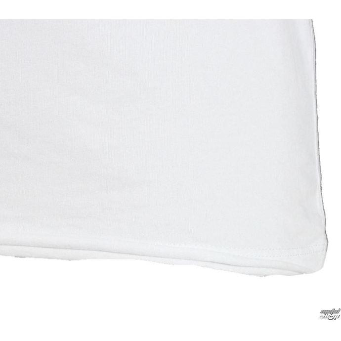 tričko pánské KISS - ARMY - WHITE - AMPLIFIED