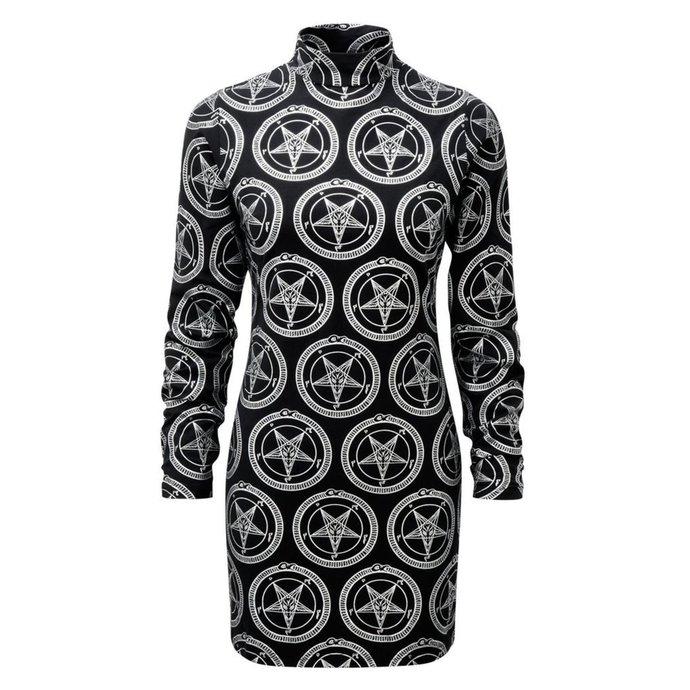 šaty dámské KILLSTAR - Baphomet