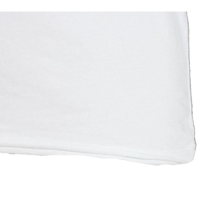 tričko pánské AC/DC - CLASSIC LOGO WHITE RED - AMPLIFIED