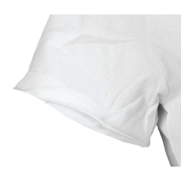 tričko dámské KISS - K 35 WHITE - AMPLIFIED