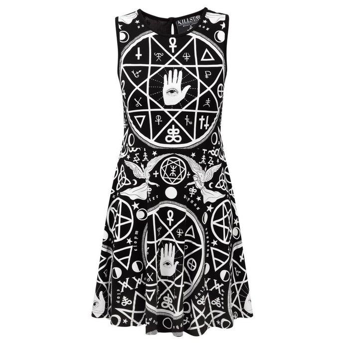šaty dámské KILLSTAR - Cult Skater